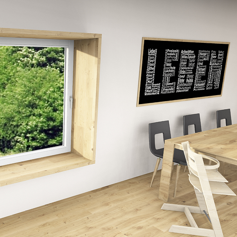 Augsberger Ziegelhaus - 3D Visualisierung